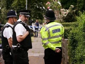 Полиция Великобритании (фото AFP)